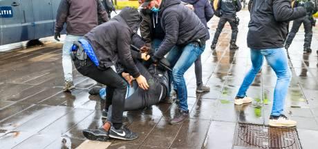 Tientallen relschoppers nog vast, onder wie 14-jarige