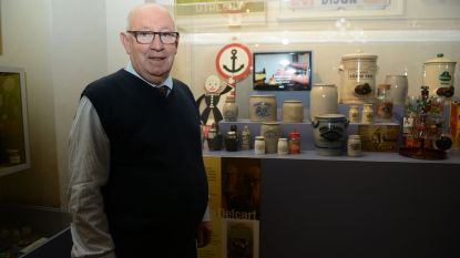 Nu ook 300 mosterdpotten in het Frietmuseum