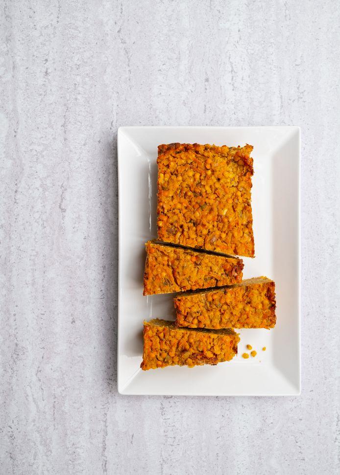 Linzen 'gehakt'brood.