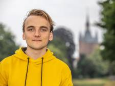 Jesse Koops (21) uit Zwolle gaat de jongeren van de PvdA leiden: 'We hebben een machtige positie'