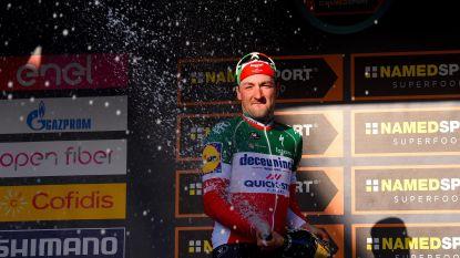Viviani sprint naar zijn vierde zege van het seizoen, Deceuninck-Quick.Step wipt over Astana in zegestand