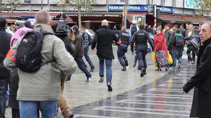 Paniek na aanslag in Luik