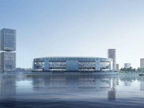 Staalreus HSM haakt af voor bouw van nieuw stadion: 'te risicovol'