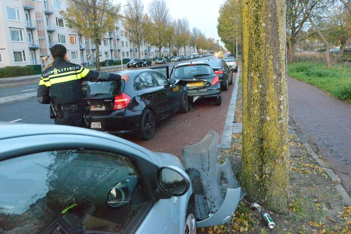 Ravage op Erasmusweg