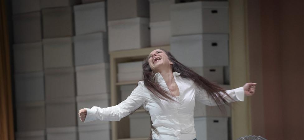 Annemarie Kremer zingt in Essen een wereldse Salome