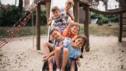 IN BEELD. Limburgse kinderen mogen opnieuw ravotten in de speeltuin en genieten met volle teugen!