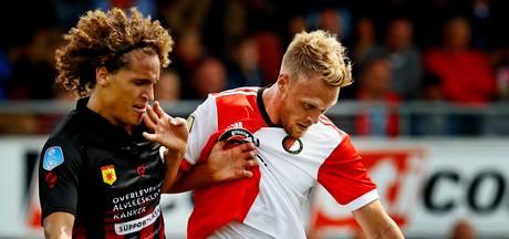 'Mentaal ben ik drie keer zo sterk geworden in Heerenveen'