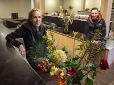 Het kon niet uitblijven: Sandra opent bloemenwinkel in haar woonplaats Enter