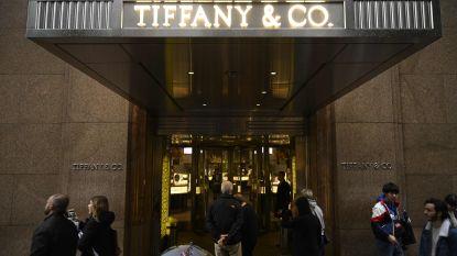 Louis Vuitton neemt Amerikaanse juweliersketen Tiffany over