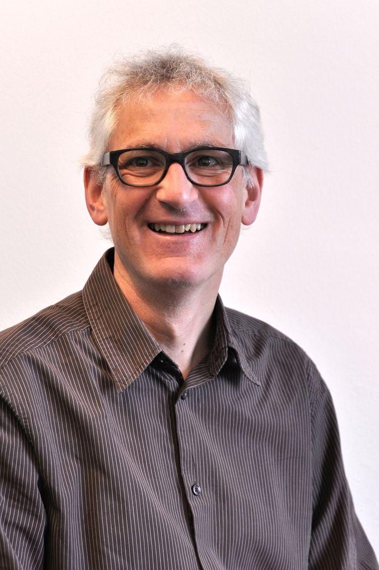 Stefan Gärtner is assistant professor practical theology aan Tilburg University. Beeld Harold Miesen