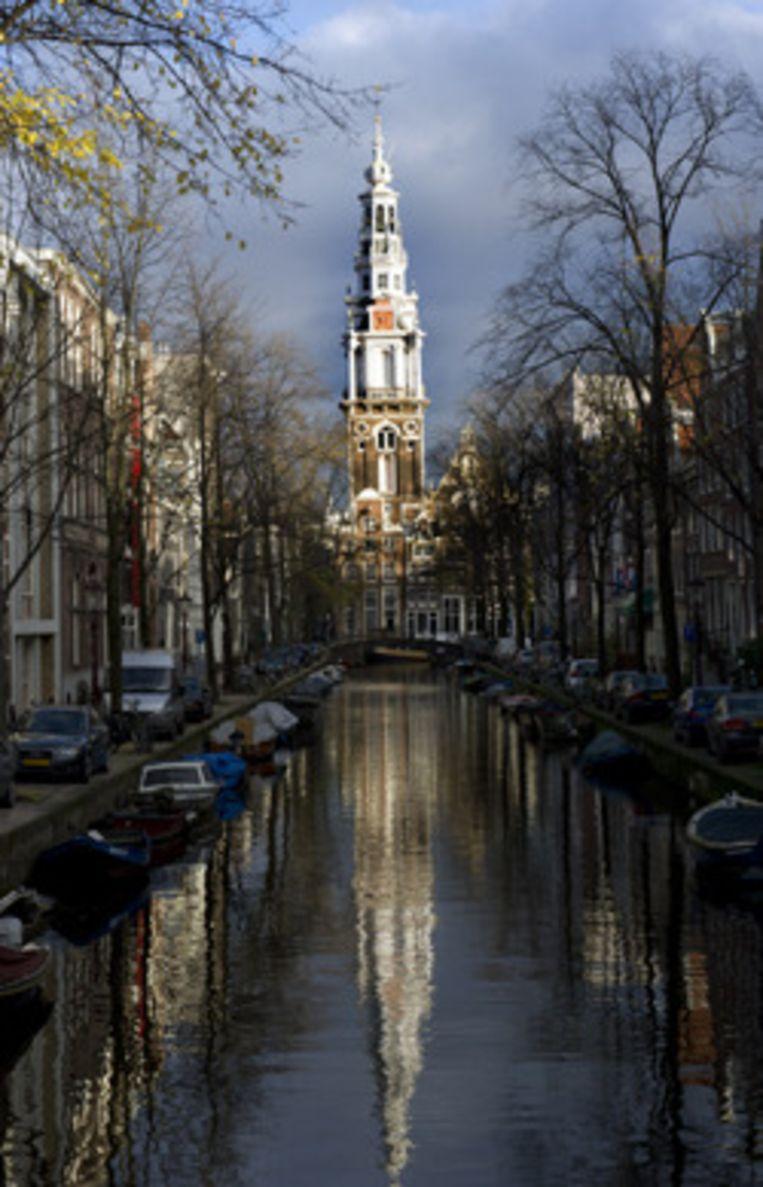 De Zuiderkerk in Amsterdam. Foto © anp Beeld