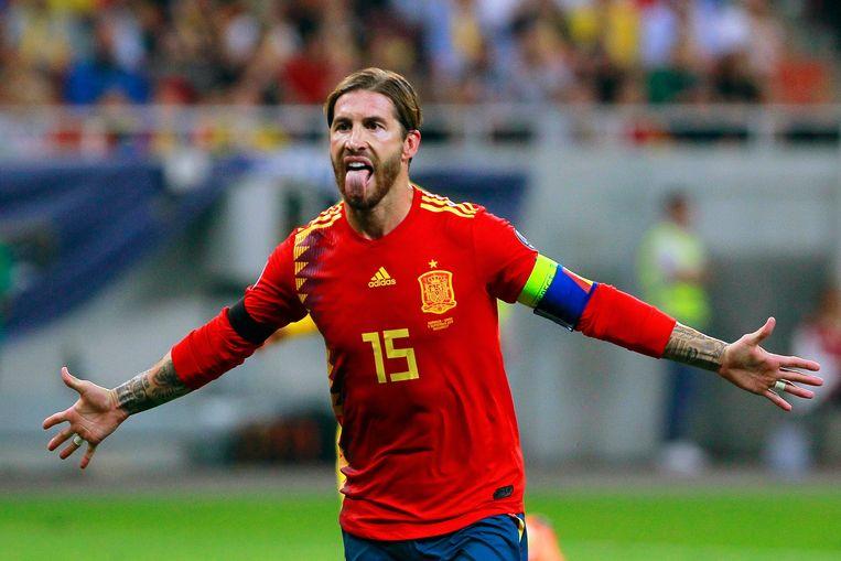 Sergio Ramos Geliefd En Gehaat Maar Boven Alles Een