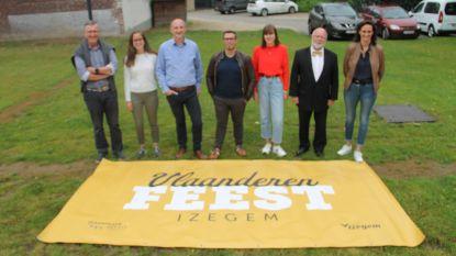 Vlaamse feestdag met Izegemse proevertjes en meezingspektakel