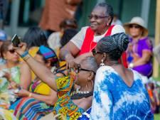 Opnieuw topdrukte voor Keti Koti Festival in Afrika Museum