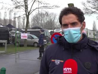 """Bondscoach Vanthourenhout blikt vooruit op kampioenschappen: """"Van Aert zal 100 procent zijn in Oostende"""""""