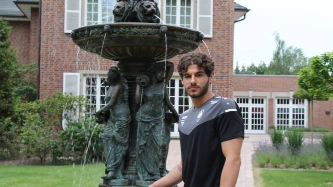 """Kroaat Matijas (20) stoomt zich klaar voor plek onder Antwerpse lat in bekerfinale: """"Zonder publiek is geen nadeel voor mij"""""""