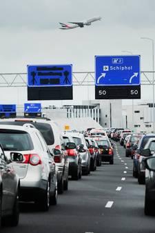 Verkeershinder verwacht door dichte A4