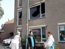 Brand in Veenendaal: een enorme knal, maar de 2-jarige Jayce slaapt door