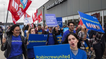 "Ryanair-basis Eindhoven vanaf vandaag gesloten: 16 medewerkers ontslagen, piloten ""bereidwillig thuis"""