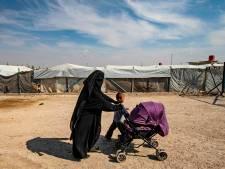 IS-vrouwen: 'Laat de kinderen niet in handen van Assad vallen'
