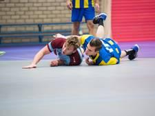 Handballers DFS Arnhem draaien warm voor cruciale duels