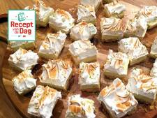 Recept van de dag: No bake key lime cheesecake squares