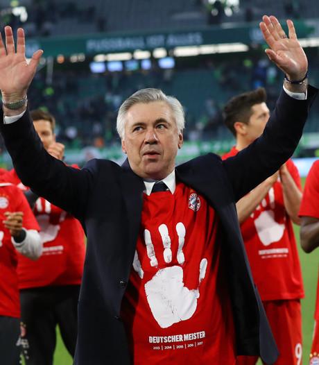Ancelotti: We hebben de titel verdiend met mooi voetbal