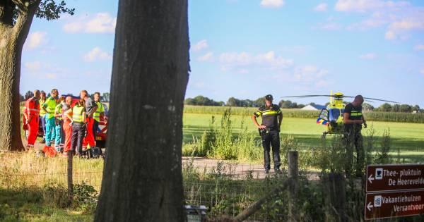 Motorrijder uit Megen overlijdt bij ernstig ongeluk in Elsendorp.