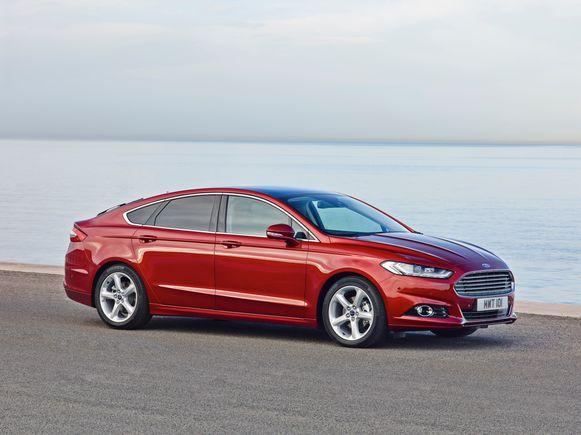 Ford Amerika - zowat de uitvinder van de sedan - zal deze Fusion niet meer leveren.