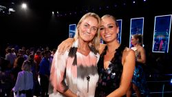 "Eva Pauwels supportert voor dochter Julie in 'Dancing With The Stars': ""Zo trots"""