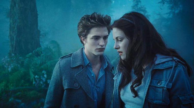 Edward en Bella uit 'Twilight'.