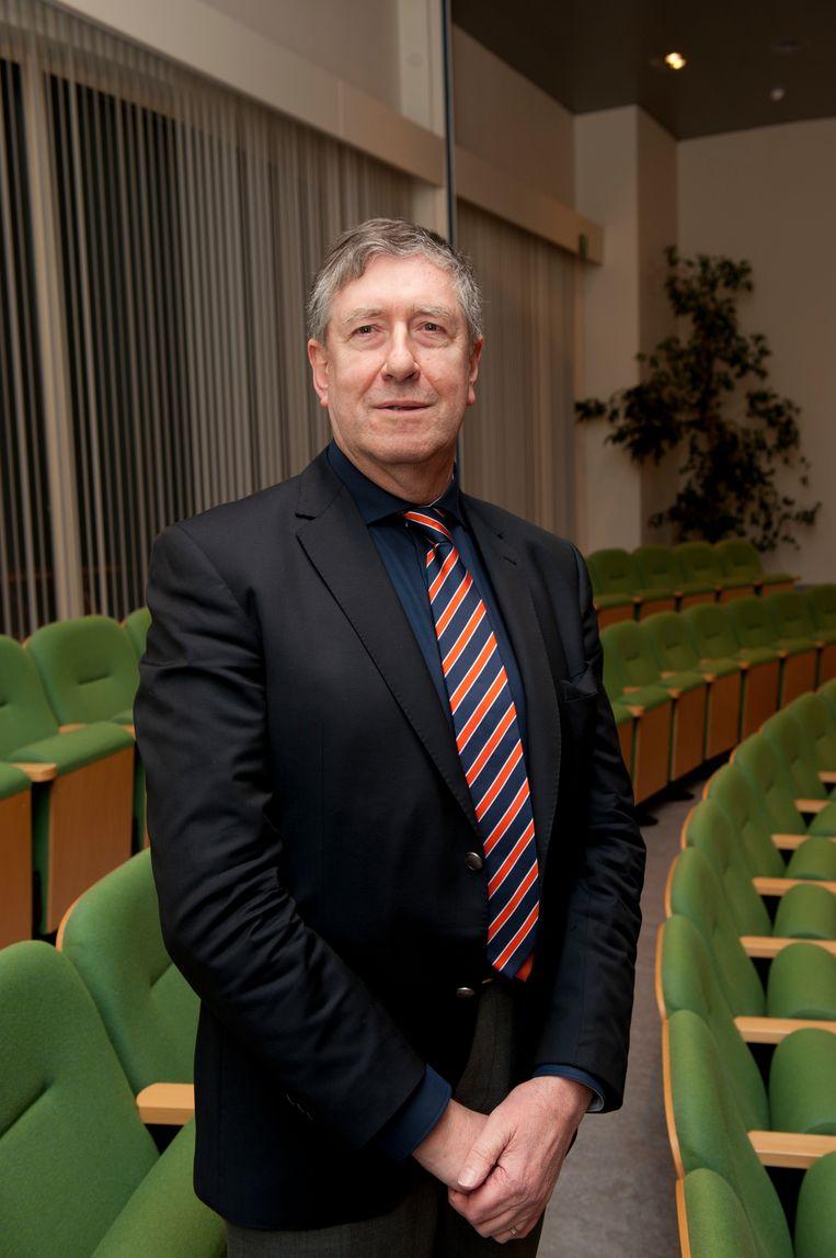 Alex De Smet is nieuwe voorzitter CD&V Laarne