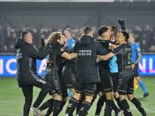 GA Eagles bekert op donderdag 13 februari tegen FC Utrecht