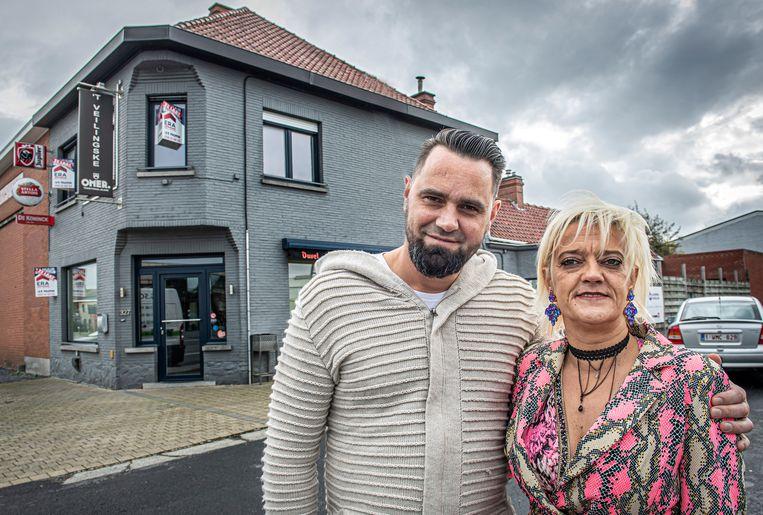 Pedro Verkoelen en Ginette Vanderperre starten begin december een nieuw horecaverhaal in café 't Veilingske.