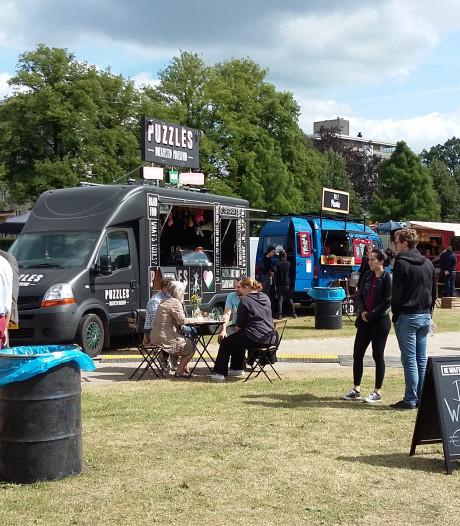 Foodfestival TREK verwacht 20.000 bezoekers in Volkspark Enschede