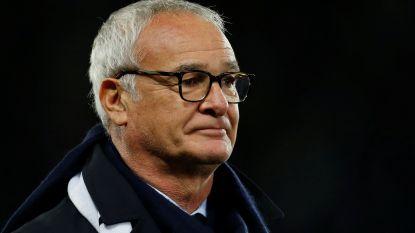 Claudio Ranieri opnieuw aan de slag in Premier League