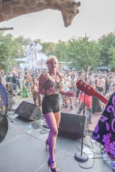 Funfest in Wolphaartsdijk laat jong en oud genieten