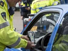 Beschonken automobilist aangehouden