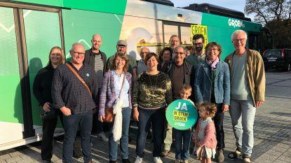 Meyrem Almaci sluit tour door Vlaanderen af in geboortedorp