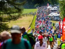 LIVE | Laatste dag vierdaagse van start, ruim 41.000 lopers op weg naar Via Gladiola