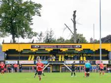 'Engelse tribune Rijssen Vooruit gaat mee naar nieuw complex'