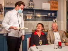 Chef-kok Frank serveert laatste avondmaal: 'Pittige tijden, maar we moeten er mee dealen'