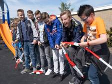 Laatste door kindergemeenteraad ontworpen speeltuin in Reimerswaal geopend