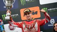 Gajser pakt zesde GP-zege motorcross op rij in Indonesië