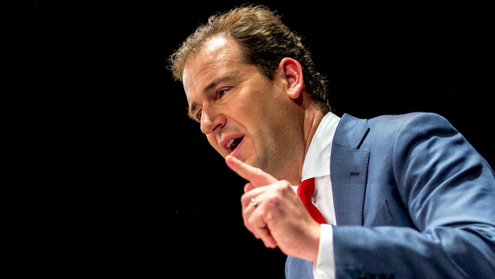PvdA-leider Lodewijk Asscher