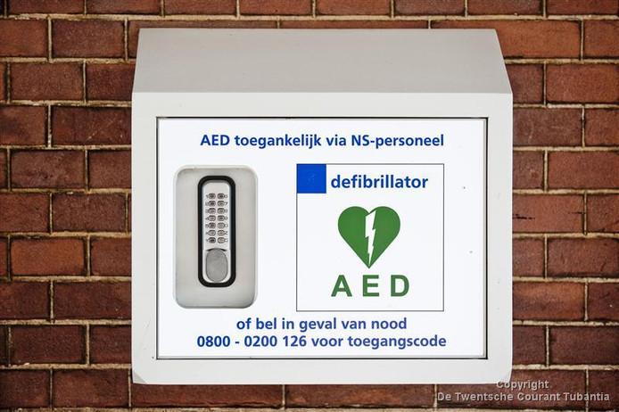 Er is dringend geld nodig voor het onderhoud van AED's.