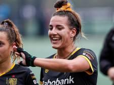 HC Den Bosch begint met ruime zege op Victoria, hattrick voor Matla