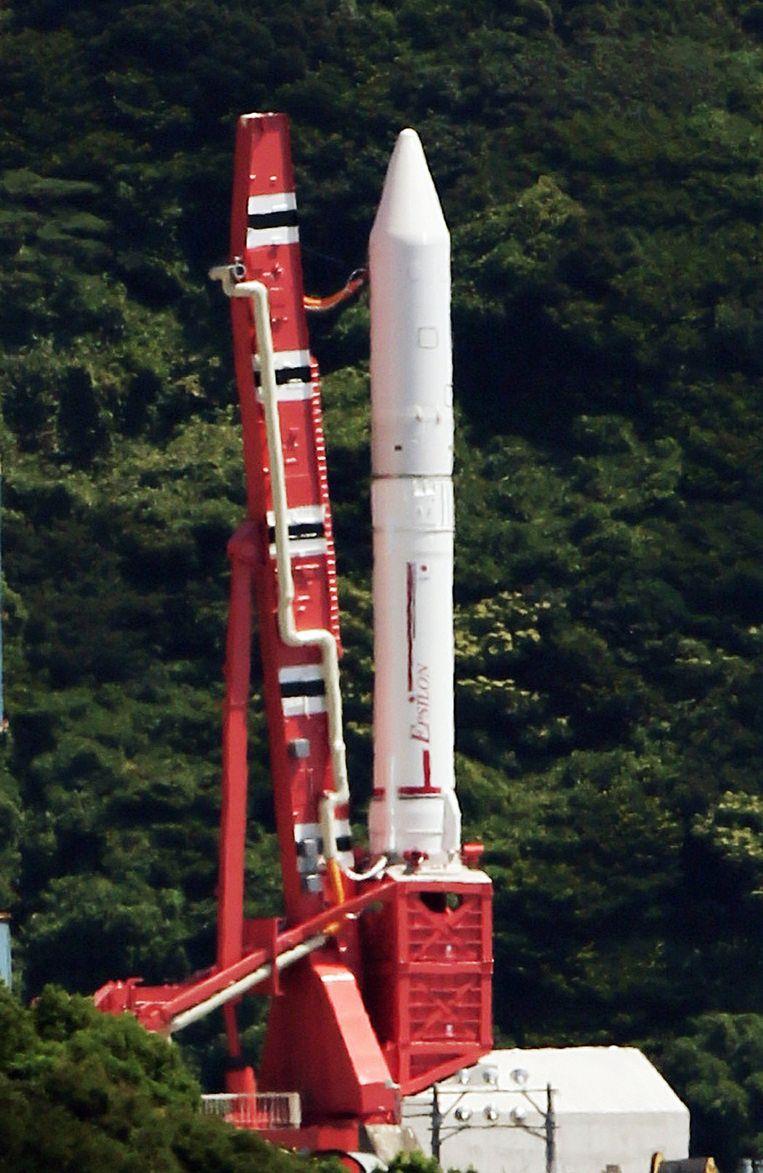 De Epsilon-raket. Beeld afp