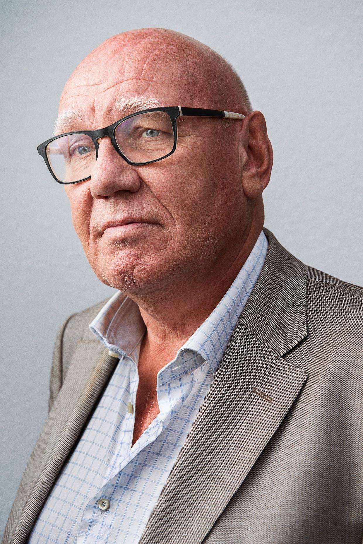 Kees Jansma: 'Ik hoop Wesley ervan te kunnen overtuigen om zichzelf weer een doel te stellen.'  Beeld Corné van der Stelt / Lumen