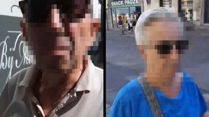 """Restauranthouder achtervolgt en filmt tafelschuimers: """"Ze veinsde een beroerte"""""""